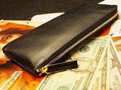 風水財布レジさっと