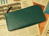 緑の財布 レジさっと