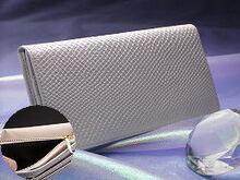 最強の開運財布 白蛇財布